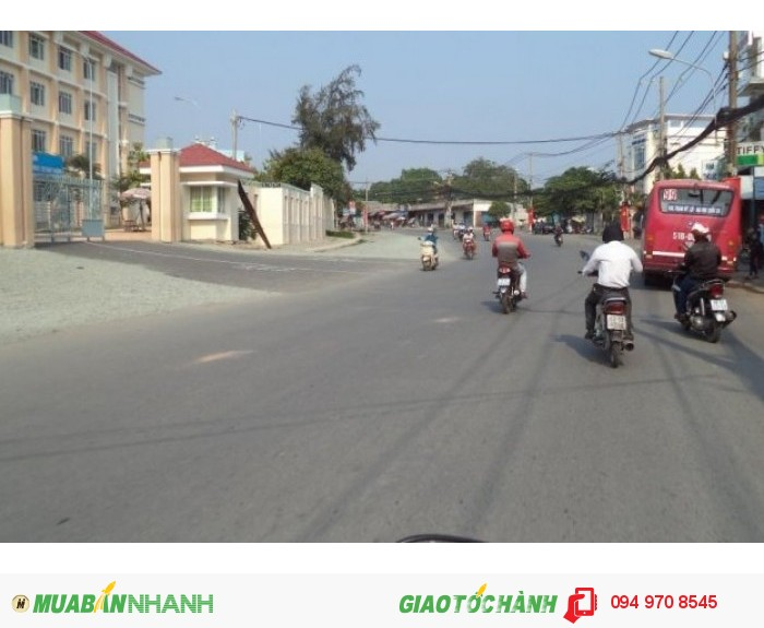 Cần bán lô đất góc 2MT Nguyễn Duy Trinh DT 7,4x16