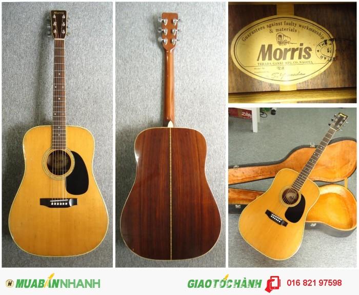 Đàn Guitar Acoustic Morris W-28