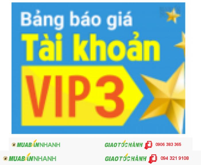 Muốn tăng doanh số hãy đăng ký tài khoản VIP 3 ngay!