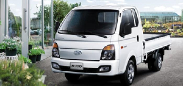 Hyundai Porter sản xuất năm 2015 Số tay (số sàn) Động cơ Xăng