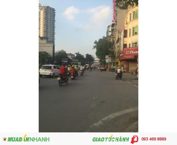 Bán nhà mặt phố,phố Trần Duy Hưng,DT 70m2x4 tầng,giá 31.5 tỷ