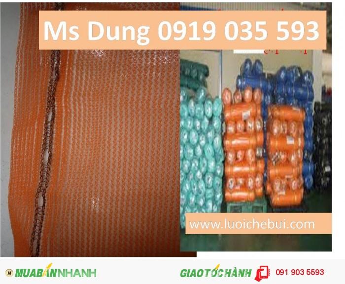Phụ kiện bảo hộ lao đông cho công trình: lưới, lưới nhựa, lưới dù, lưới 2.5cm3