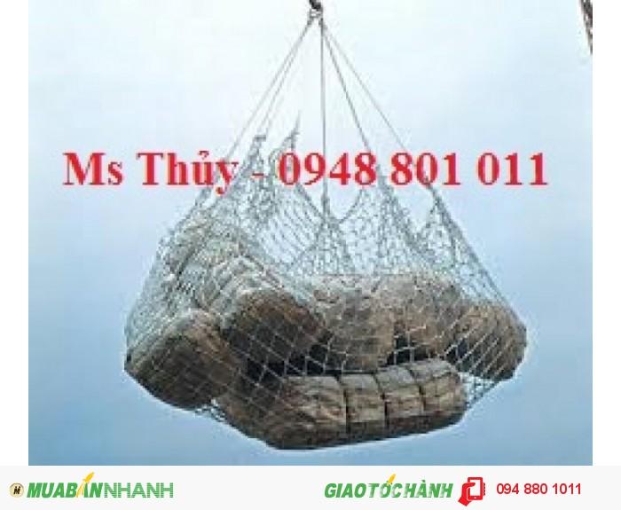 Lưới cũ nhật, lưới bao hàng cont, lưới an toàn bảo hiểm hàng hóa