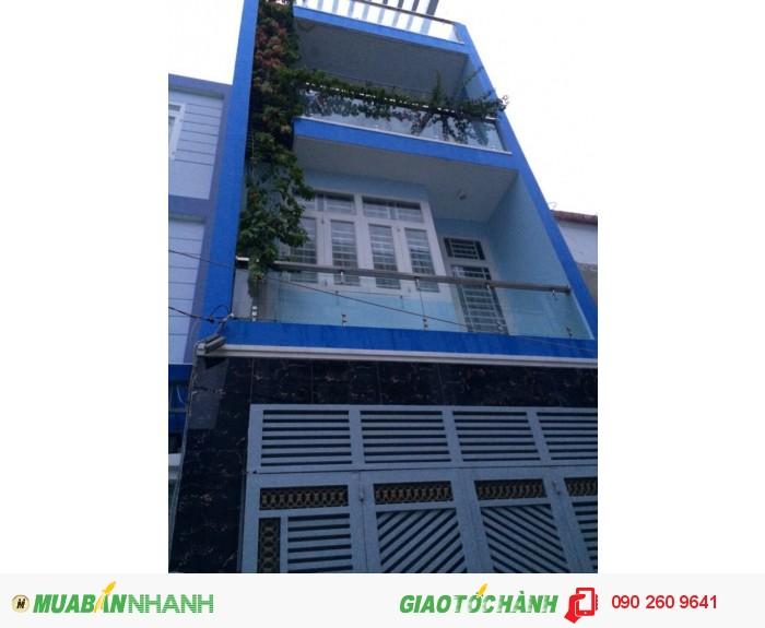 Nhà 3 tầng - KDC Thịnh Vượng -QL13-TĐ