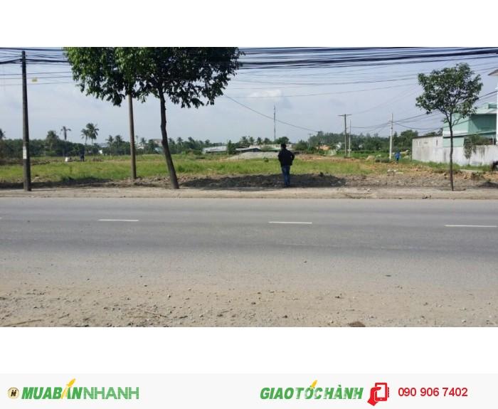 Cần bán lô đất tái định cư 880 triệu bao sổ (7x20) chính chủ, ngay chợ Đại Phước