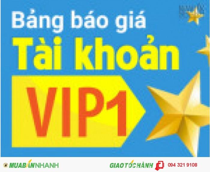 Chỉ với 1 triệu 8 đã có ngay tài khoản VIP 1 của muabannhanh.com