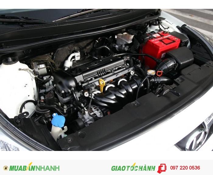 Bán Hyundai Accent 1.4AT xe nhập nguyên con màu trắng 13