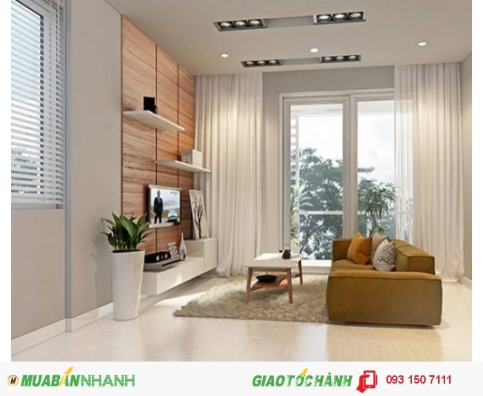 Phú Hoàng Anh quận 7 cho thuê 2PN, 3PN, 4PN nội thất đẹp