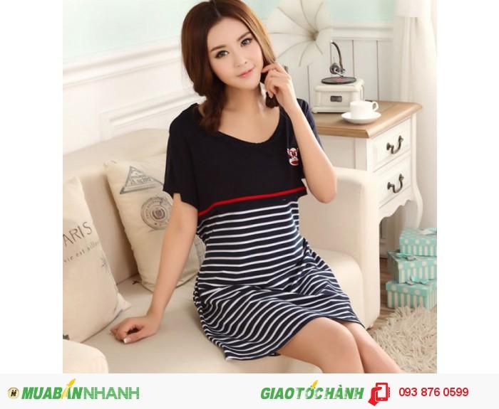 Váy Bầu Kết Hợp Cho Con Bú NX8220