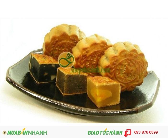Khuôn Làm Bánh Trung Thu Cỡ Lớn  - Tròn NX66664