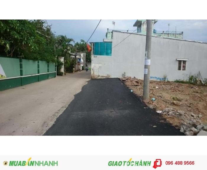 Bán lô đất trên đường Lê Hữu Kiều quận 2 ,PHường Bình Trưng Tây.d