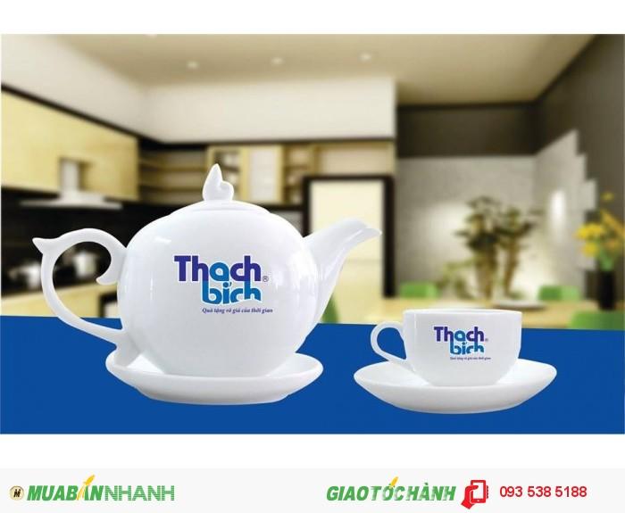 Bộ ấm trà in ấn logo tại Đà Nẵng - ly thủy tinh in ấn - Gốm sứ in ấn logo12