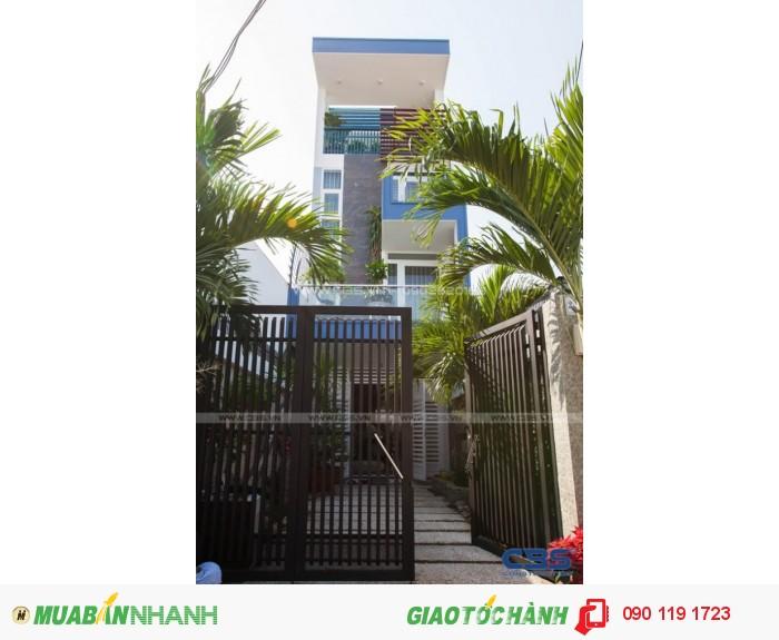 Nhà phố Green Home-Phạm Văn Đồng nơi an cư lý tưởng