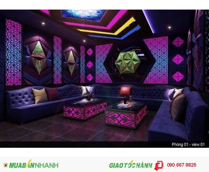Bọc lại ghế Karaoke tại Đà Nẵng