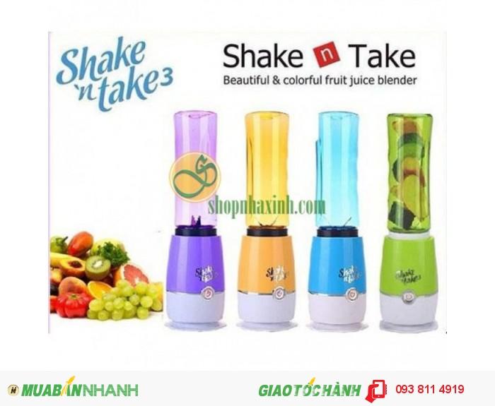 Máy Xay Sinh Tố Shake'n Take 3 NX525
