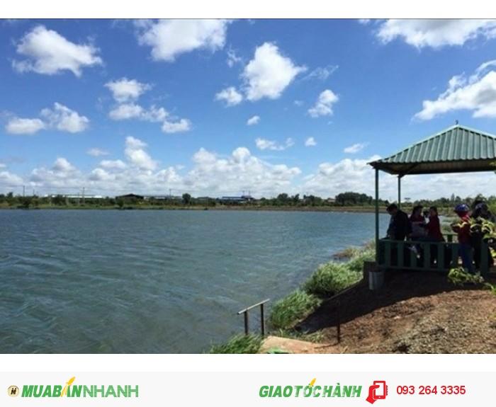 Bán rẻ đất đối diện hồ sinh thái trong khu An Hạ Riverside (KDC Tân Đô)