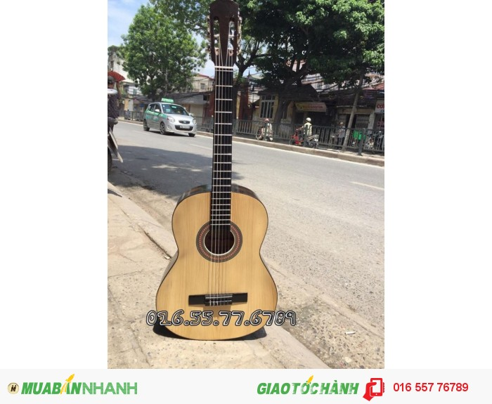 đàn ghita classic cho người mới chơi