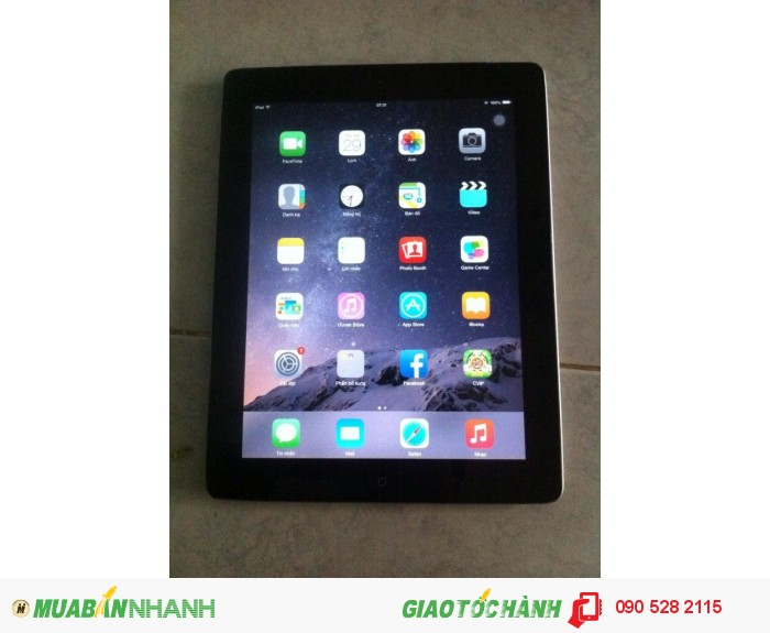 Ipad 2 16G Only Wifi Zin New 97%