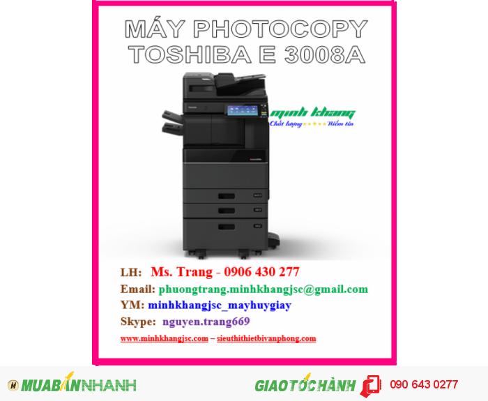 Máy photocopy toshiba e-studio 3008a2