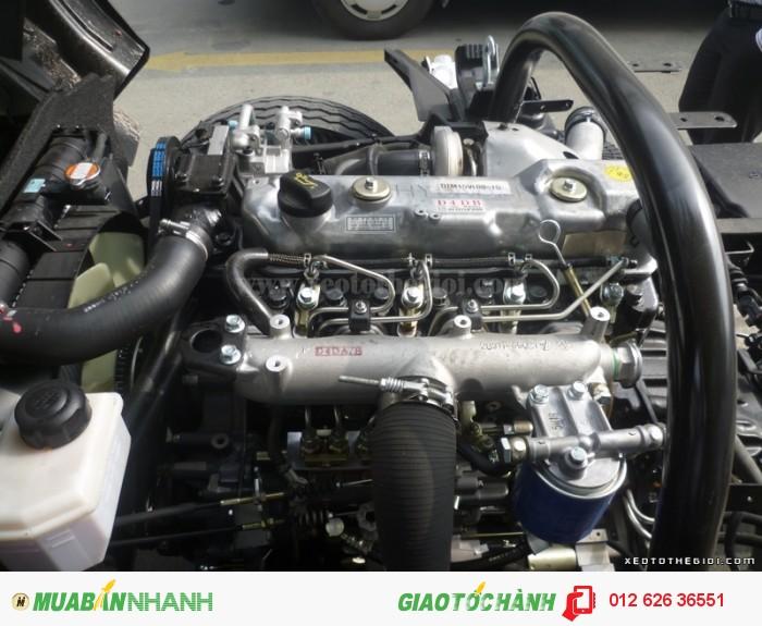 HD98S xe Hyundai nâng tải 6.5 tấn. Khuyến mãi 100% phí trước bạ khi mua HD98S.