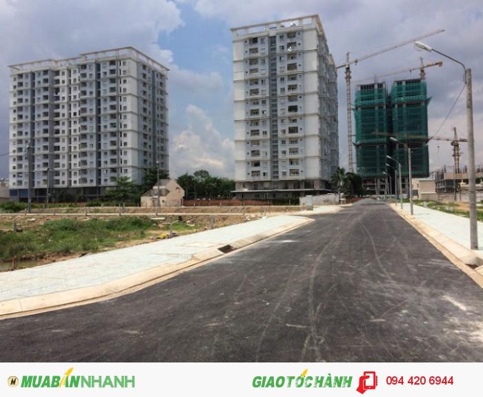 Bán đất giá rẻ 800tr đường CÂY KEO - TAM PHÚ, DT 52m2