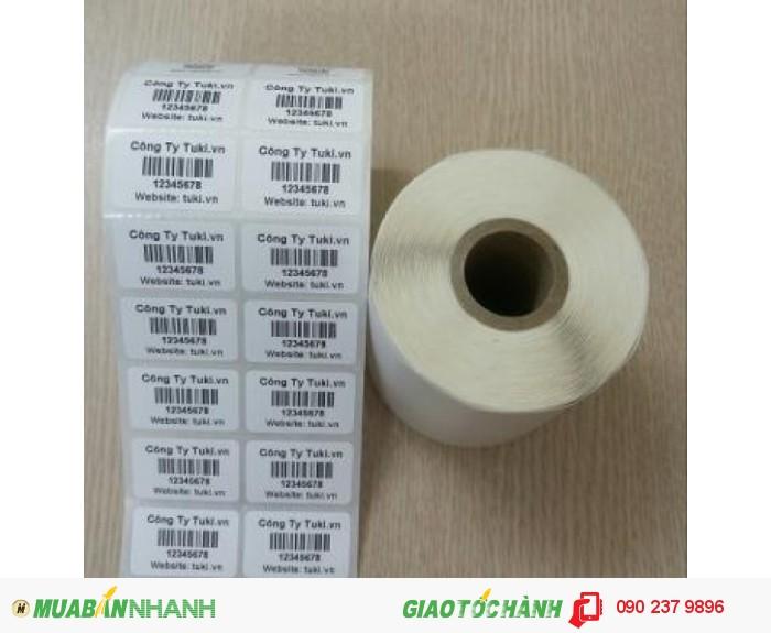 Máy in tem giá sản phẩm cho Căn Tin trường, khu công nghiệp