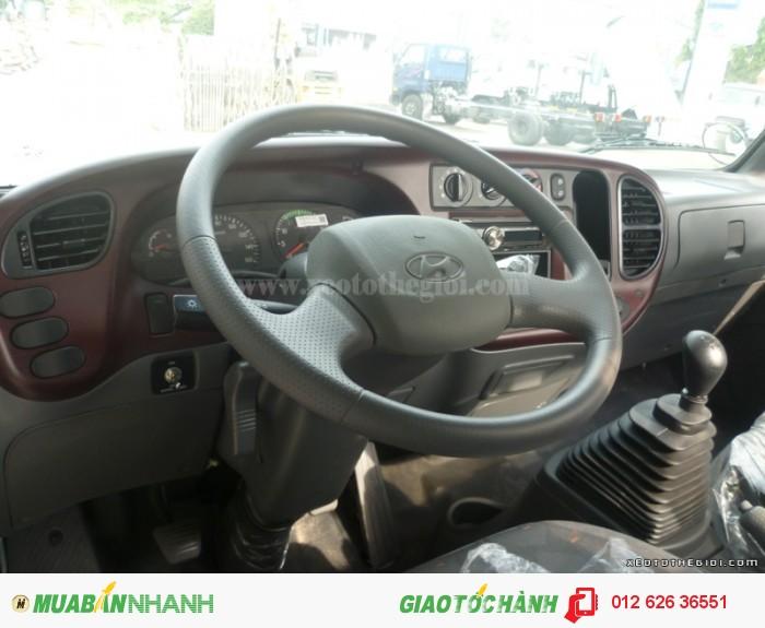 Xe ô tô tải có mui Hãng sản xuất Hyundai, Hyundai HD98S