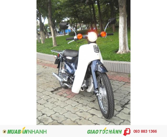 Bán  Xe Cub 93 - 50 Nhật SX 2010 Fi Mới Như Khui Thùng giá 32tr 1