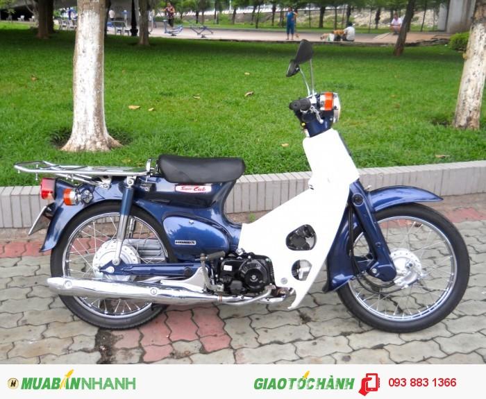 Bán  Xe Cub 93 - 50 Nhật SX 2010 Fi Mới Như Khui Thùng giá 32tr 0