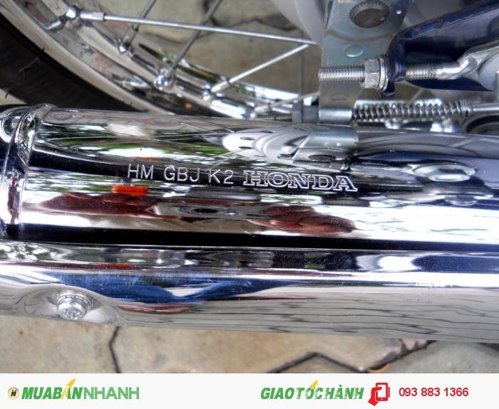 Bán  Xe Cub 93 - 50 Nhật SX 2010 Fi Mới Như Khui Thùng giá 32tr 3