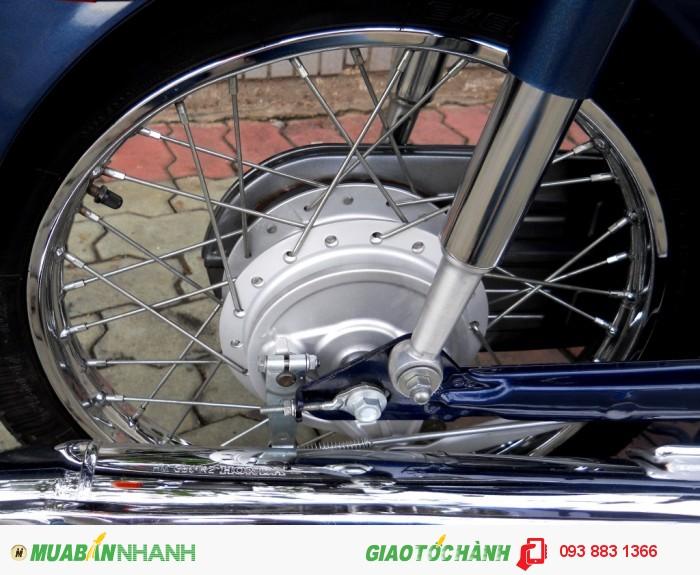 Bán  Xe Cub 93 - 50 Nhật SX 2010 Fi Mới Như Khui Thùng giá 32tr 4