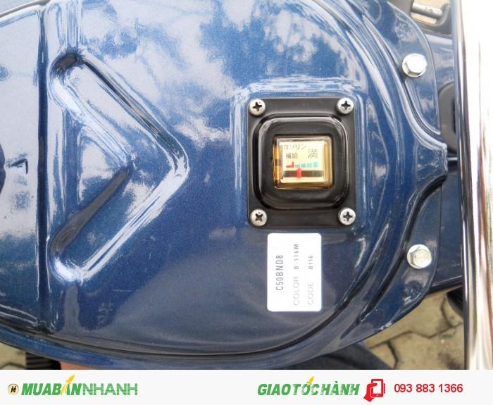 Bán  Xe Cub 93 - 50 Nhật SX 2010 Fi Mới Như Khui Thùng giá 32tr 5