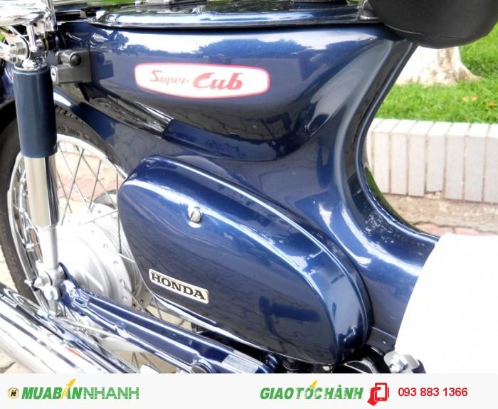 Bán  Xe Cub 93 - 50 Nhật SX 2010 Fi Mới Như Khui Thùng giá 32tr 6