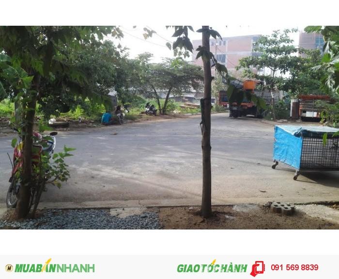 Bán đất mặt tiền rất đẹp đường 39, Nguyễn Tuyển, P. Bình Trưng Tây(9.84x18) giá 6,7 tỷ