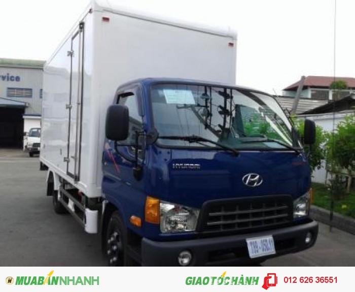 Đại lý bán xe tải Hyundai HD98S 6,5 tấn có xe giao ngay