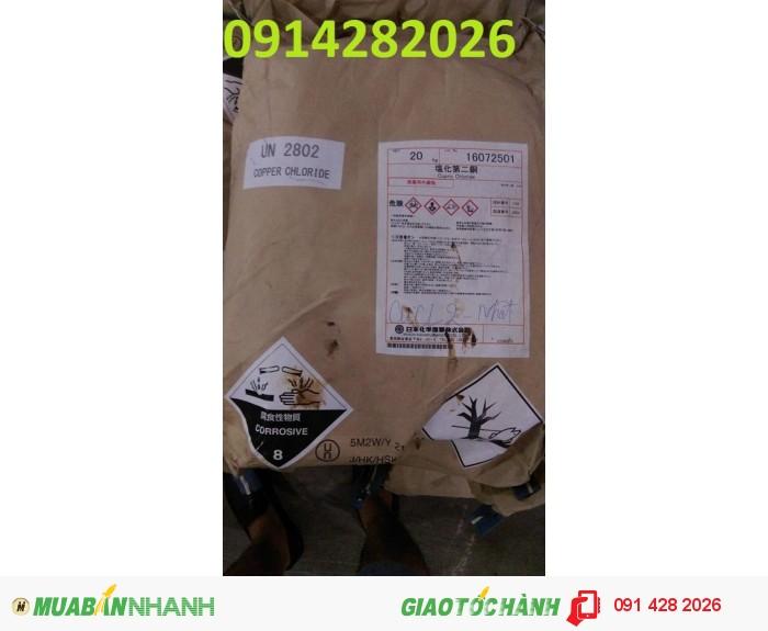 Bán CuCl2-Đồng-Clorua-Copper-Chloride1