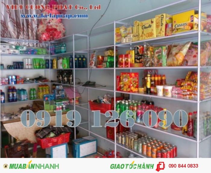 Cty Việt Cường Phát chuyên cung câp kệ lắp ráp, trưng bày, tháo ráp dễ dàng chất lượng11