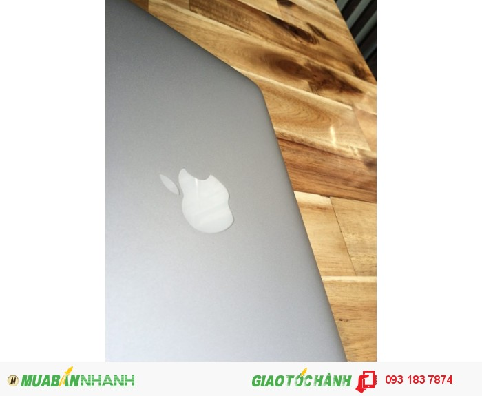 Macbook air 2014 MD712 | cpu core i5 1.4G. (4cpus)