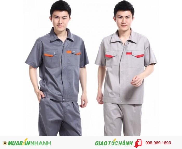 Đồng phục bảo hộ lao động, trẻ trung và tiện lợi, 5