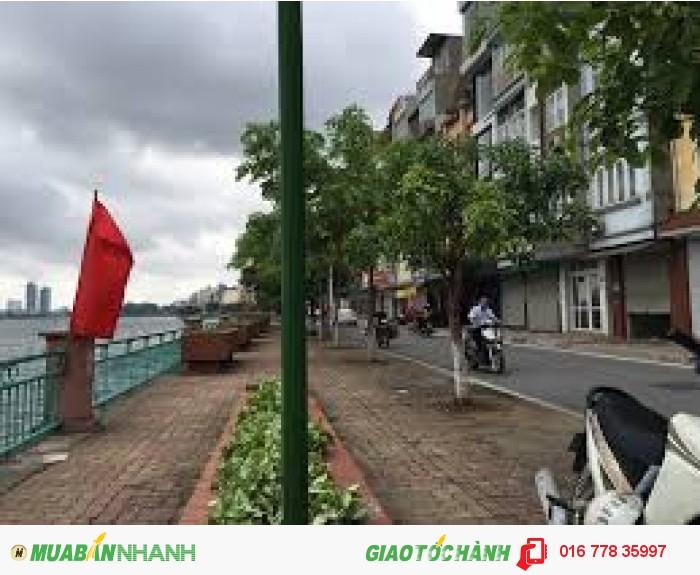Chính chủ cho thuê nhà mặt phố Trích Sài,view Hồ Tây,mặt tiền 6m,DT 40m2,đã có điều hòa,giá 30 triệu,MTG