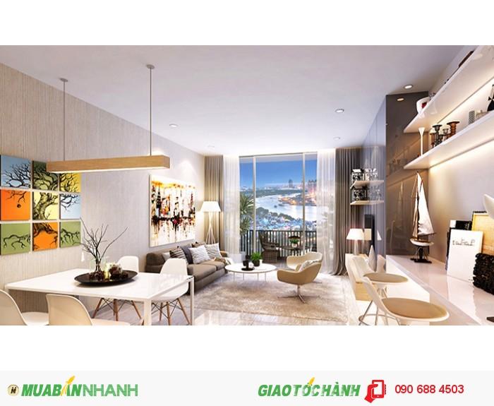 Mở bán chung cư M-One Nam Sài Gòn (Masteri Quận 7) - giá từ 22tr/m2
