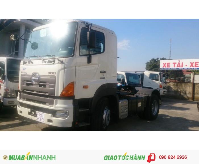 Hino 700 Series (HDT) Số tay (số sàn) Xe tải động cơ Dầu diesel