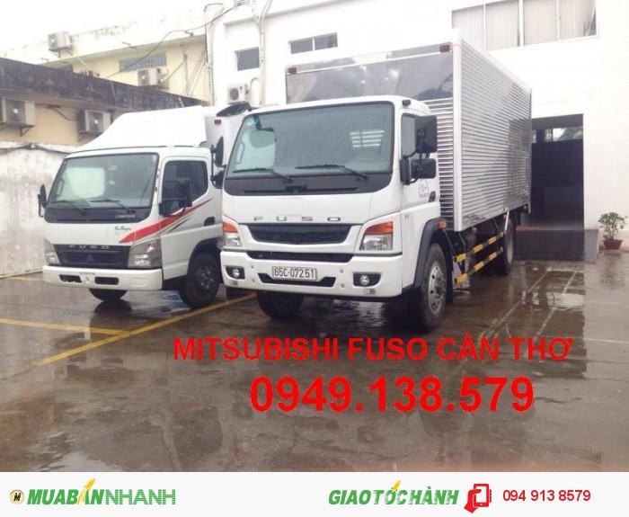 Xe tải Mitsubsihi FUSO FI 7tan,7t2,7t3 -cửa hàng bán xe tải Fuso tại Cần Thơo