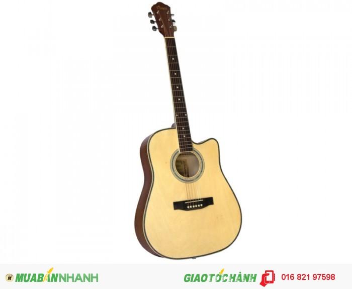 Đàn guitar acoustic Vines VA-4146N