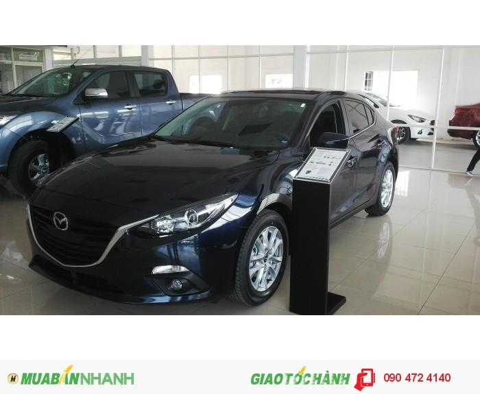 Mazda 3 đẳng cấp đi cùng năm tháng