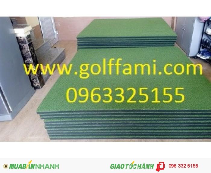 Thảm tập golf các loại