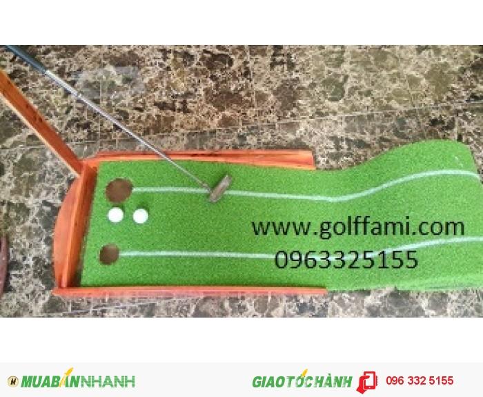 Mini golf dạng putting