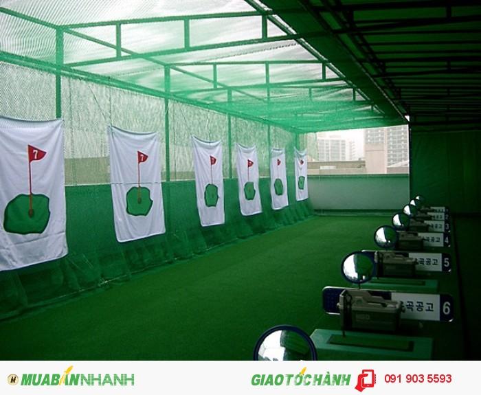 Lưới bóng đá và bộ lưới khung thành cho sân cỏ