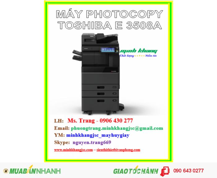 may photocopy toshiba e3508a3