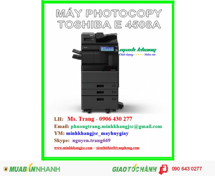may photocopy toshiba estudio 4508a1